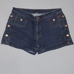Marc by Marc Jacobs Denim Shorts Size 10